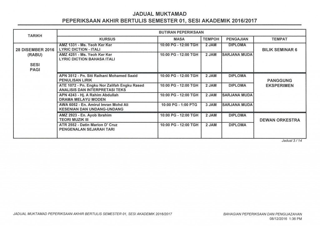 Jadual Muktamad Peperiksaan Akhir Diploma & Ijazah Sem 1 Sesi 20162017_Page_2